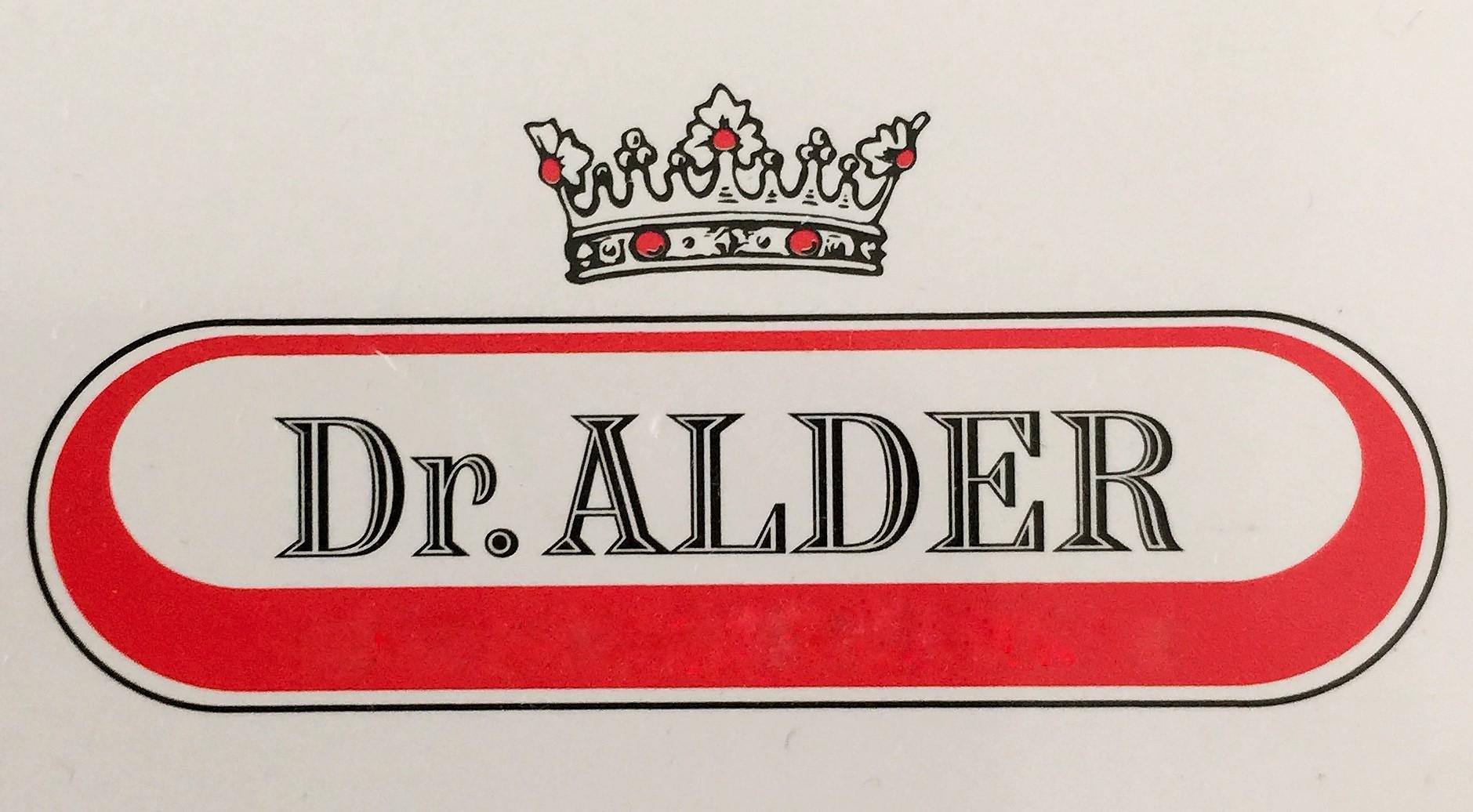 Dr. Alder´s